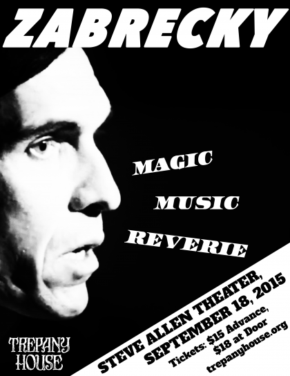 Zabrecky Poster